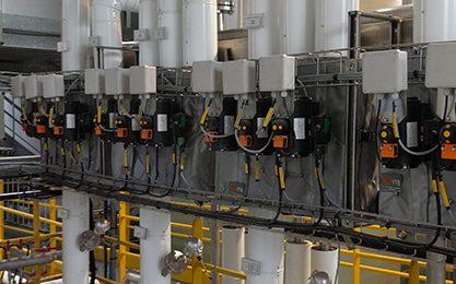 Itb france calorifuge industriel et echafaudage industriel - Matelas isolant thermique ...